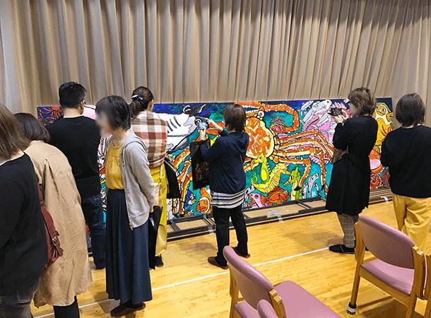 川之江小学校で講演をしました。