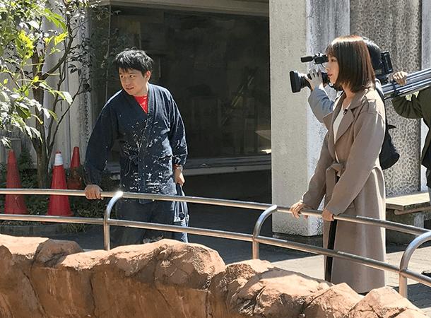 3月31日(火) テレビ紹介 「南海放送 News Ch.4」18時15分~