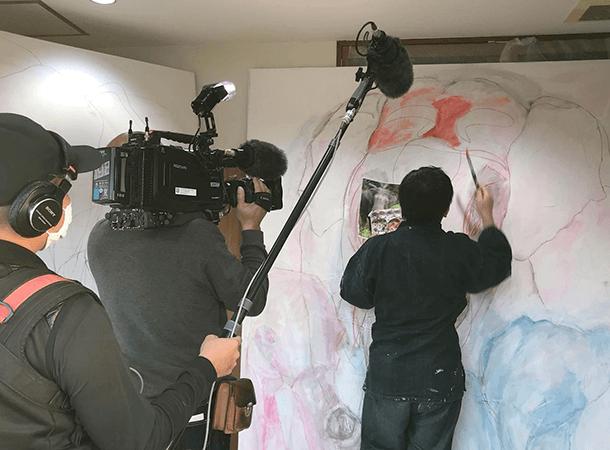 12月9日(水) テレビ紹介「ひめポン!NHK」18時10分